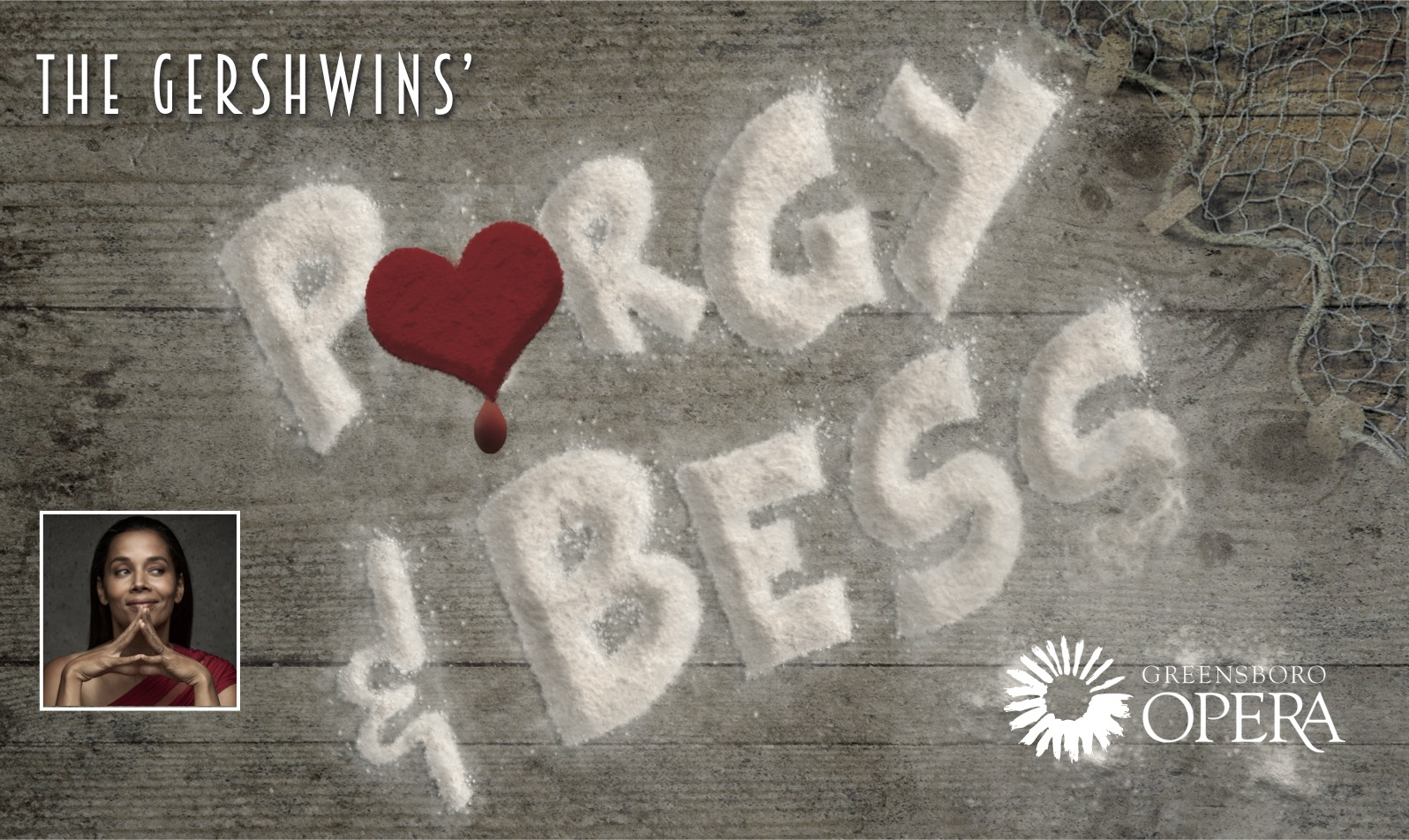 The Gershwins' Porgy and Bess, January 21 and 22, 2022