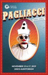 Pagliacci poster